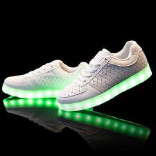 082561ac234e0 item 7 LED Light Up Shoes Trainers Flashing Luminous Sneakers Men Women  Dancing Casual -LED Light Up Shoes Trainers Flashing Luminous Sneakers Men  Women ...