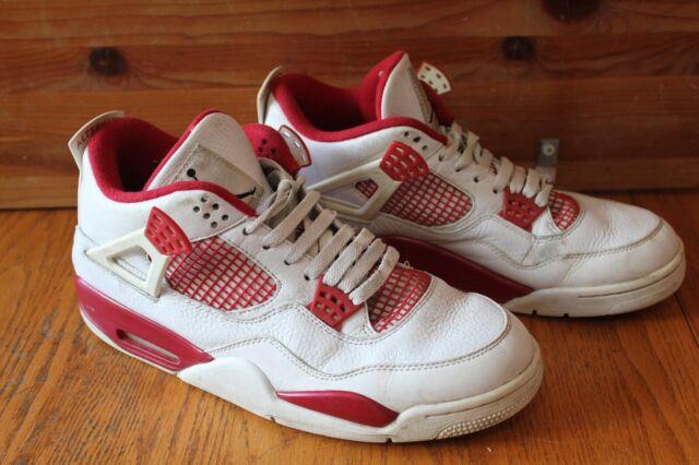 Jordan Retro IV 4 Alternate 89 White
