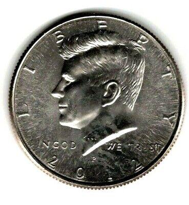 2010 D Kennedy Half Dollar CN-Clad BU US Coin