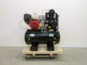 HOC BC55TCG130H160F 160 LITRE 42 GALLON 13 HP HONDA AIR COMPRESSOR + 1 YEAR WARRANTY + FREE SHIPPING Canada Preview