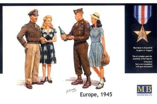 MasterBox MB3514 1//35 Europe 1945