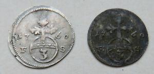Sachsen-Weimar-Eisenach-Anna-Amalia-2-x-3-Kreuzer-1760