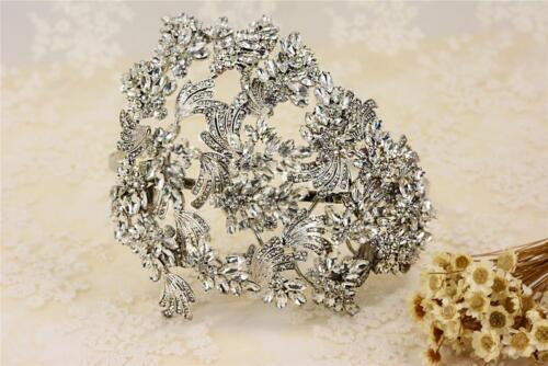 Strass Haarband Stirnband Hochzeit Accessoires Kristall Braut Kopfschmuck 1 PC