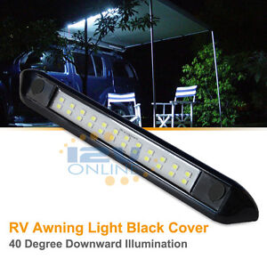 Image Is Loading 12Volt LED Awning Light RV Camper Trailer Boat
