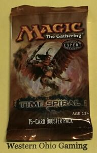 MTG-Magic-Time-Spiral-Booster-Pack-from-Box-NEW-English-The-Gathering