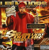 Lee Majors - Six Million Dollar Man [new Cd] Explicit on Sale