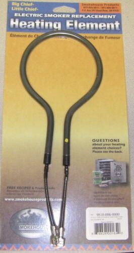 Smokehouse Little Chief Heating Smoker Element Wire Assem #6 250W 9810-006-0000