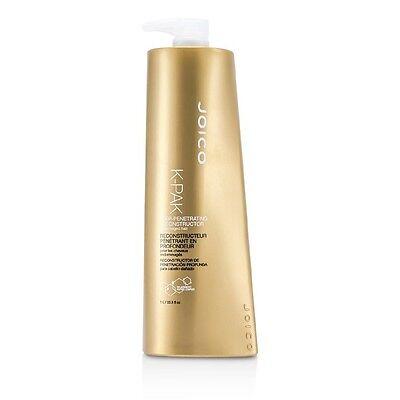 Joico K-Pak Deep-Penetrating - For Damaged Hair (New Packaging) 1000ml