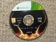 Halo 4 DISK 2 - Xbox 360 DISK 2 ONLY UK PAL