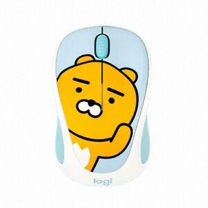 Details about [Logitech] KAKAO FRIENDS M238 Wireless Mouse, USB, 1000DPI -  Ryan