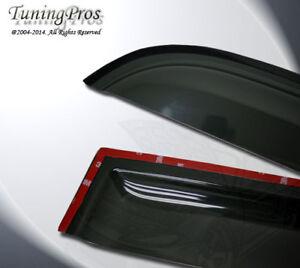 In-Channel Rain//Wind Vent Shade Deflector Window Visor 2P For 94-01 02 Dodge Ram
