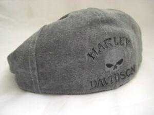 Harley-Davidson-Skull-Totenkopf-Yvi-Cap-Kappe-Muetze-99471-10VM