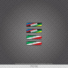 07012 Bottecchia Stripes / Bands Bicycle Stickers - Decals - Transfers