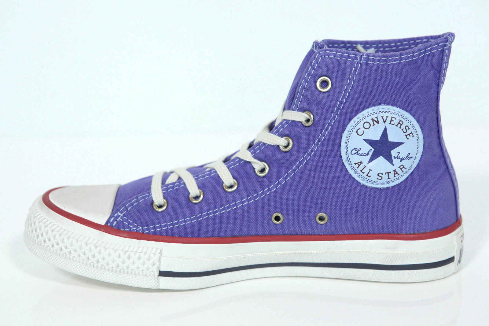 Neu All Star Converse Chucks Hi Washed Nightshade 142629c Sneaker Retro