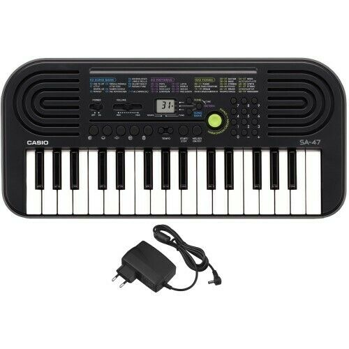NetzteilNeu Casio SA-47 Keyboard