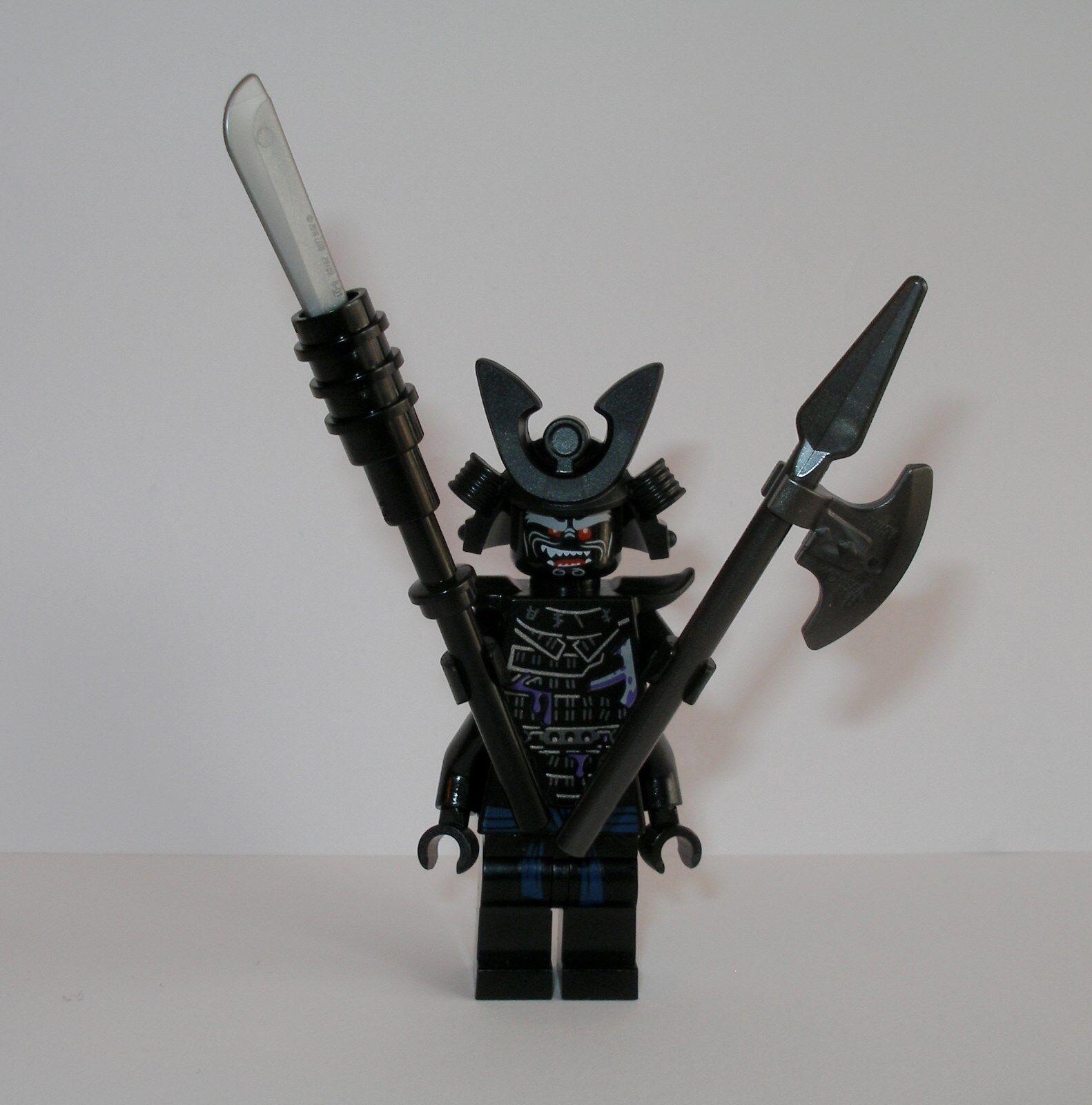 Lego ninjago garmadon bild - lord garmadon ninjago mit waffen ...
