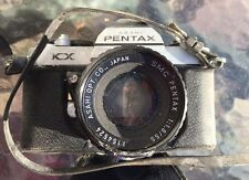 Vintage Asahi Pentax Camera, As Is