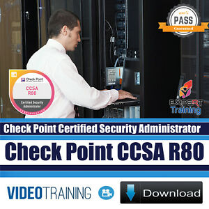 Details about Check Point certified security administrator CCSA R80 Video  Course Download