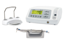 Saeyang Ki 20 Dental Implant Motor 201 Push Button Led Optic Complete Set
