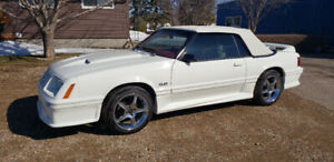 1983 Ford Mustang GLX  5.0L