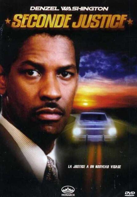 Seconde Justice - DENZEL WASHINGTON [DVD] NEUF - VERSION FRANÇAISE