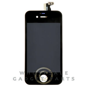 LCD-Digitizer-Frame-Assembly-for-Apple-iPhone-4S-CDMA-GSM-Black-Front-Glass