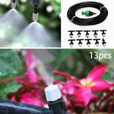 Mikro Spray Bewässerung Set DIY Abtropft Wasser System Pflanze Selbst Tropfer
