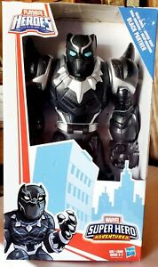 Black Panther Mech Armor MARVEL Playskool Super Hero Adventures Figure 2017 RARE