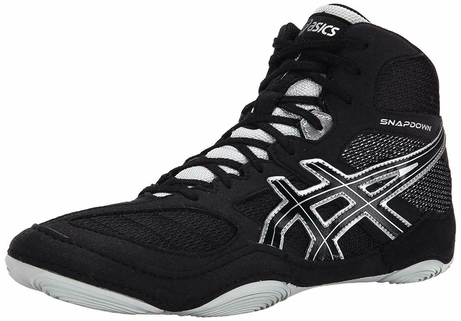 b4d178596 ASICS Men s Snapdown Wrestling shoes nyqnfz1317-Athletic Shoes ...