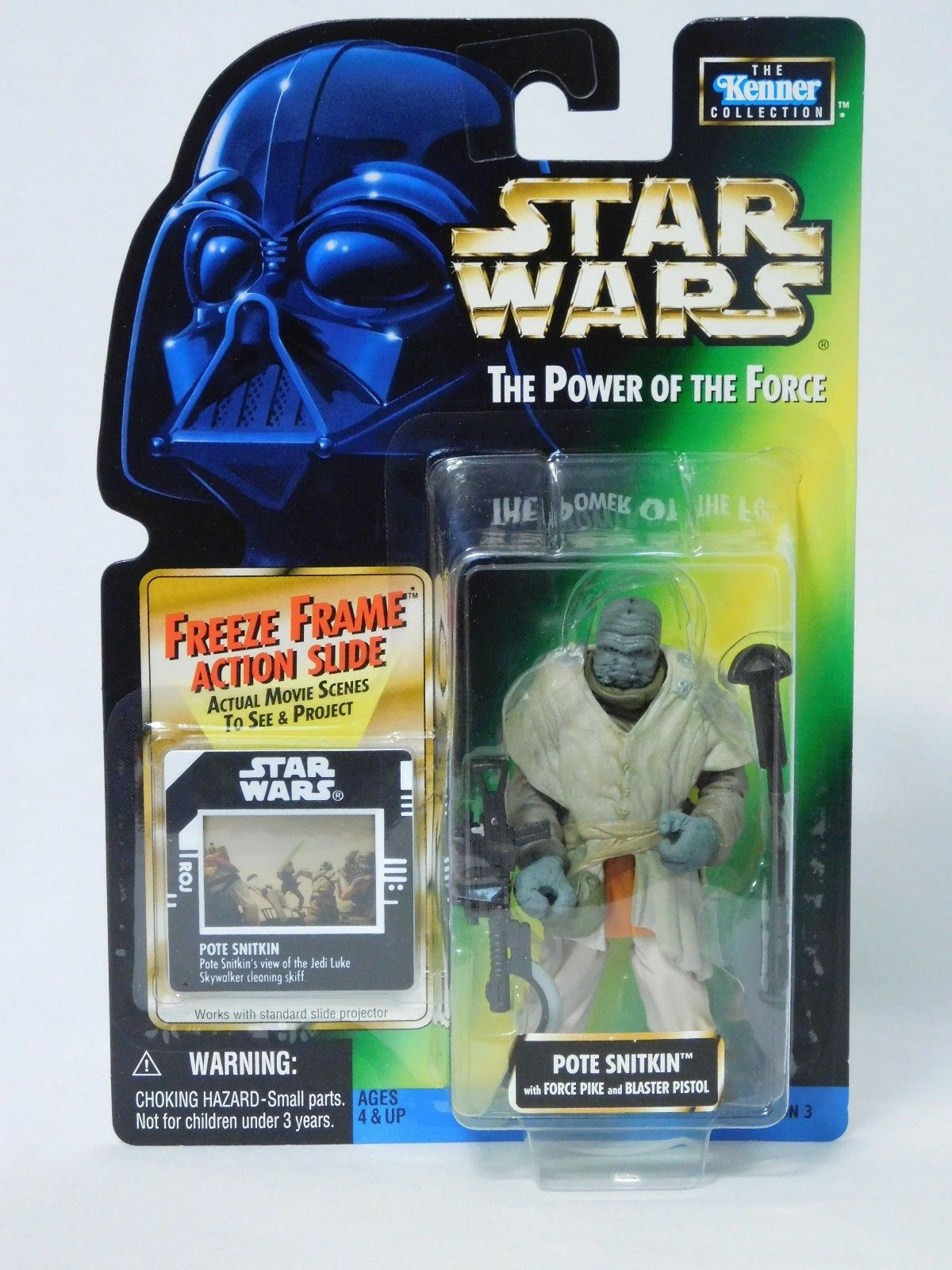 Star Wars  Power of the Force Freeze Frame Pote Snitkin