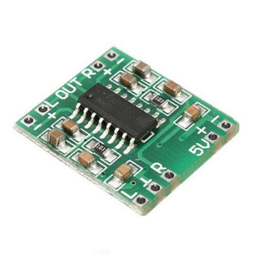 1Stk 2-Channel 3W Digital power PAM8403 Class D Audio Amplifier Board USB DC 5V
