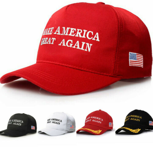 President Donald Trump Hat Make America Great Again Cap Support MAGA and Trump