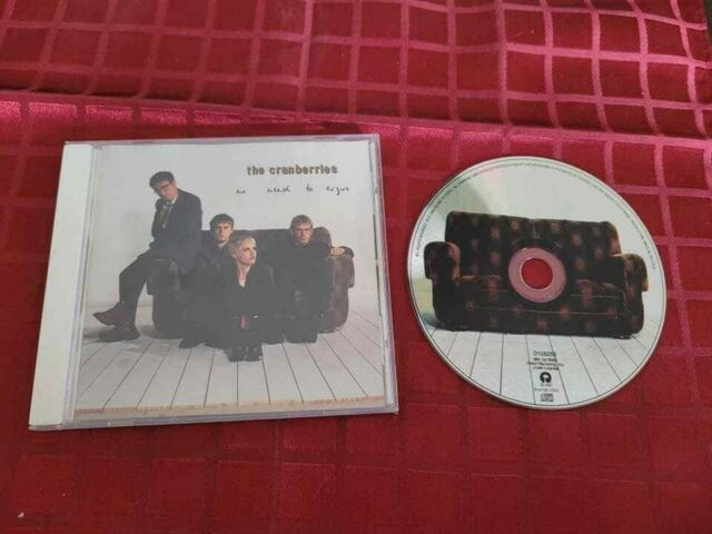 No Need to Argue by The Cranberries (CD) VG