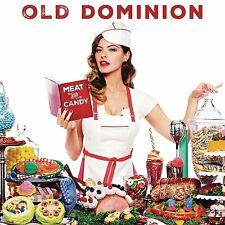 Meat and Candy * by Old Dominion (CD, Nov-2015, Sony Music)