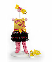 Madame Alexander Favorite Friends Love To Rock Outfit For 18 American Girl Doll
