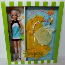 Kitty Corner Francie Silkstone Barbie Doll Gift Set~Gold Label~NIB~NRFB~Sold Out