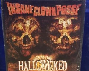 Insane Clown Posse - Scarry Kidz CD SEALED Hallowicked 2010 ICP axe murder boyz