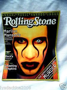 Vintage Rolling Stones Magazin