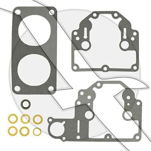 Carburetor-Repair-Kit-Rebuilt-Gasket-Set-for-Mercury-Outboard-Carb-8107492