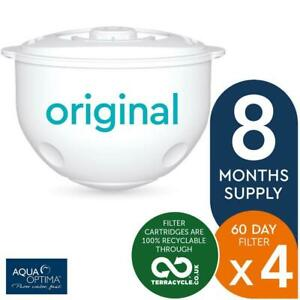 4-x-Aqua-Optima-Double-Life-60-Day-Water-Jug-Refill-Filters-8-Months-Supply