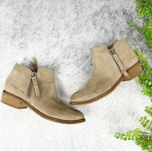 Dolce Vita 8 Sofia Suede Ankle Bootie