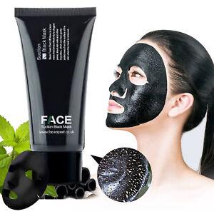 Mitesser-Entferner-Face-Peel-schwarzen-Schlamm-Maske-Akne-Poren-Reinigung