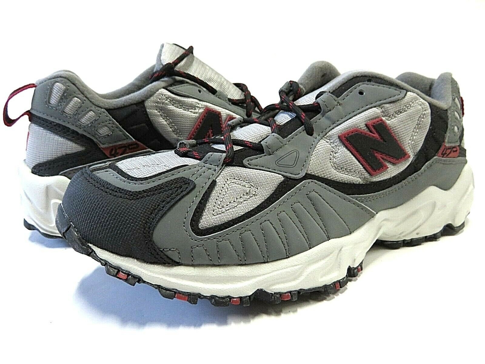 NOS NEW Men's New Balance Casual Athletic shoes Grey Adult Mens Size 12 Dad shoes