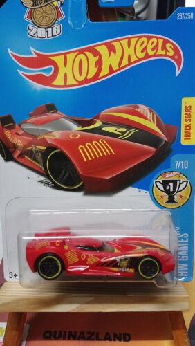 Hot Wheels Scoopa Di Fuego 2016-237 9998