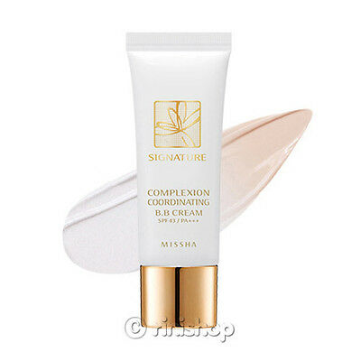 [MISSHA] Signature Complexion Coordinating BB CC CREAM White 20ml rinishop