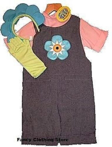 FIFI /& THE FLOWERTOTS Book Week Fancy Dress up Costume Party Role Play