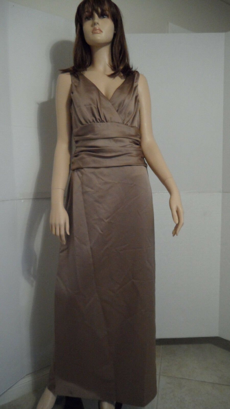 Formal Evening Gown by Davids Bridal Full Length Sz 10