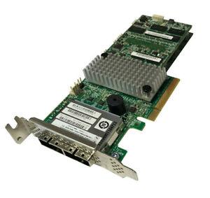 Lenovo Mega RAID 4XB0F28646 ThinkServer LSI9286CV-8E 6Gb SAS RAID controller