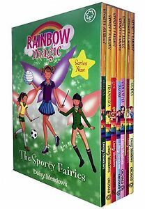 Rainbow-Magic-Series-9-The-Sporty-Fairies-Collection-7-Books-Box-Set-Pack-57-63