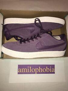 7470d8e41514 New Men s Nike SB Bruin Zoom PRM SE Size 13 Purple White ...